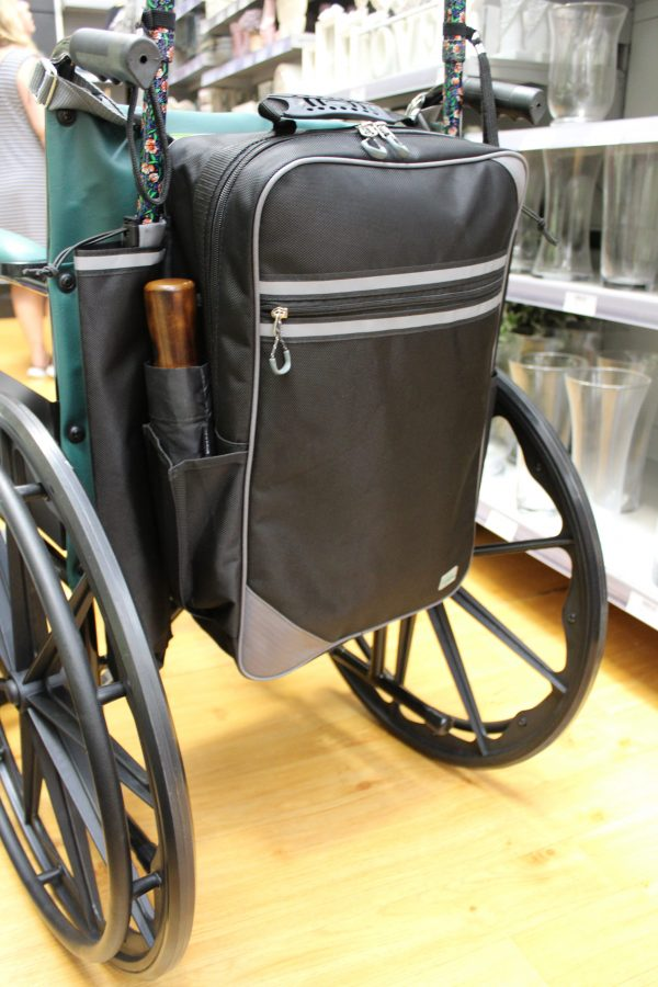 Flexi Mobility Bag for Wheelchairs / Scooters – Large