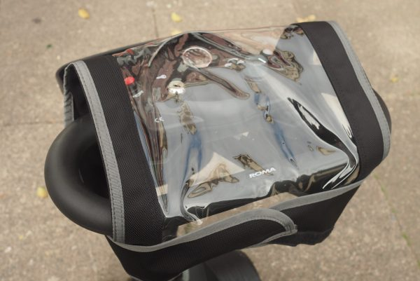 Scooter Control Panel Cover