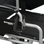 Wheelchair Combination Lock Clip