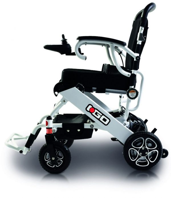 Pride i-Go Folding Electric Wheelchair