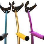 Forearm Colour Crutches